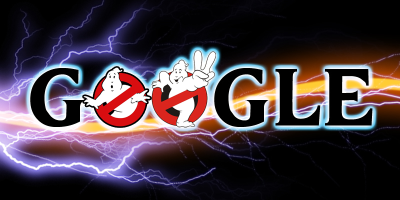 Google Ghostbusters by The 11th Doctor