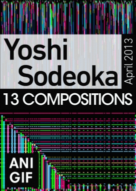 13 Compositions by Yoshi Sodeoka