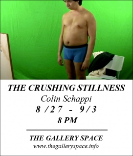 THE CRUSHING STILLNESS
