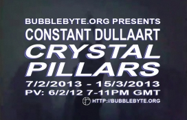 Crystal Pillars