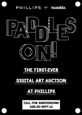 Open Call – Paddles On!